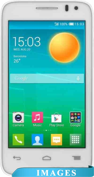 Alcatel OneTouch Pop D3 4035D
