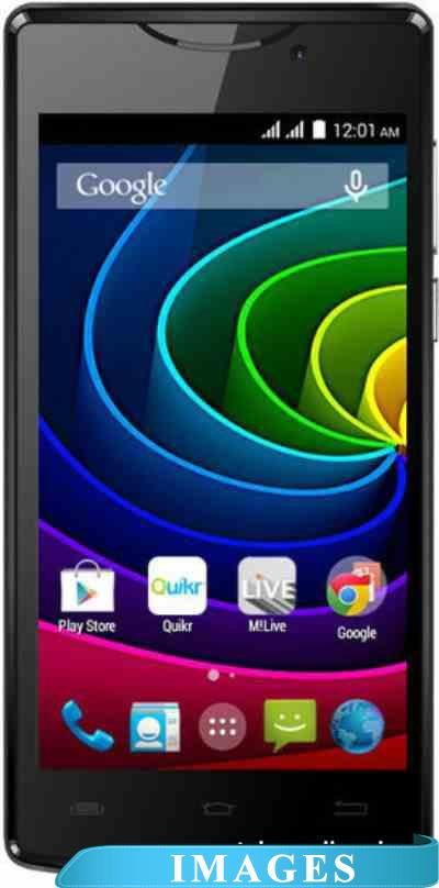 Micromax Bolt Black D320