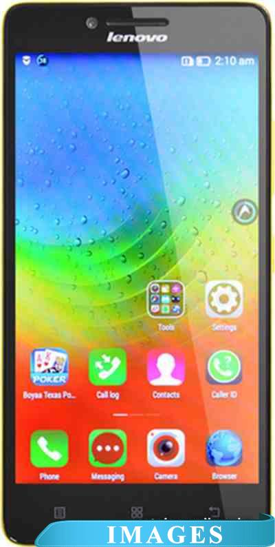 Lenovo K3 Yellow