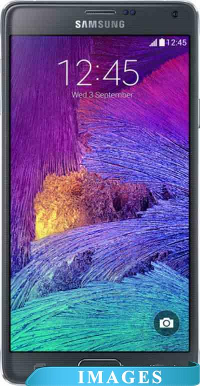 Samsung Galaxy Note 4 Charcoal Black N910U