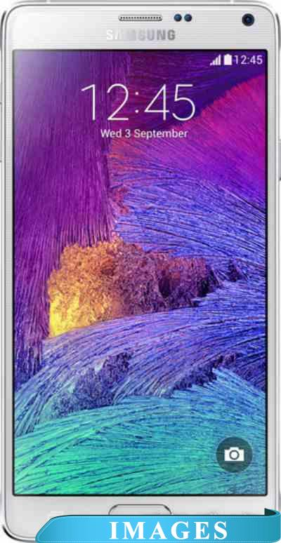 Samsung Galaxy Note 4 Frosted White N910C