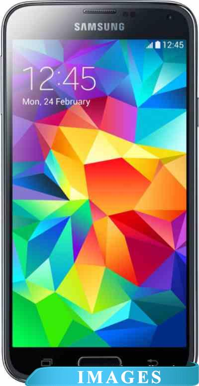 Samsung Galaxy S5 Duos 16GB Charcoal Black G900FD