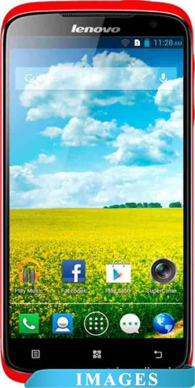 Lenovo S820 4GB Red