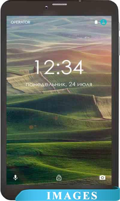 Ginzzu GT-8010 16GB LTE Black rev.2