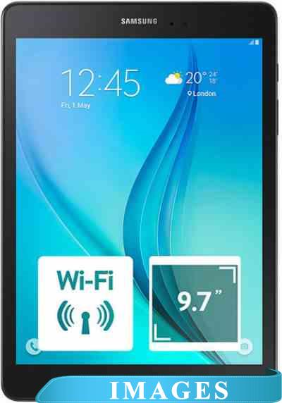 Samsung Galaxy Tab A 9.7 16GB Smoky Black (SM-T550)