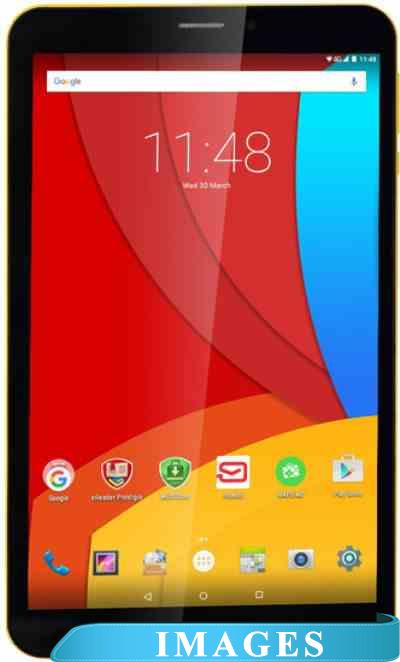 Prestigio MultiPad WIZE 3408 16GB 4G Yellow PMT3408_4G_D_YL_CIS