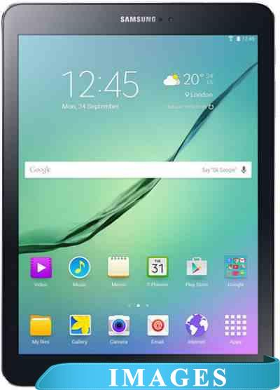 Samsung Galaxy Tab S2 9.7 32GB Black SM-T813
