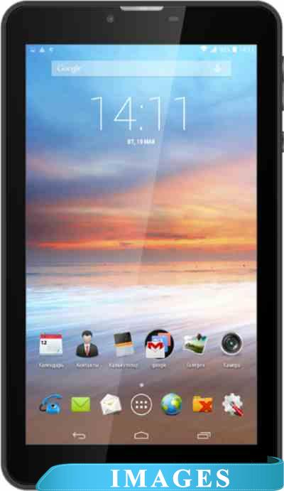 TeXet X-pad QUAD 7.2 8GB 3G TM-7896