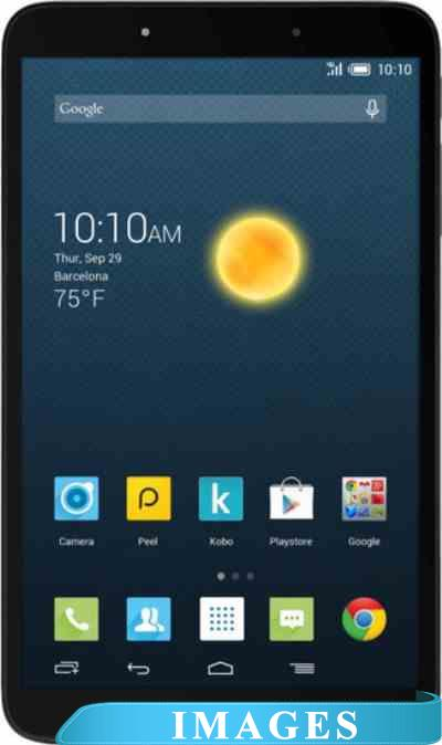 Alcatel OneTouch Hero 8 16GB LTE Gray D820X