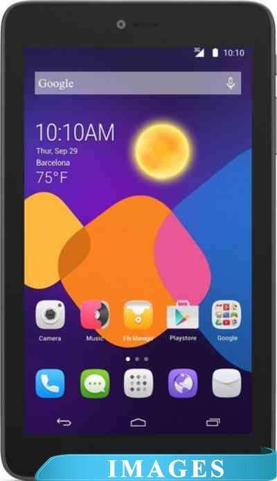 Alcatel OneTouch Pixi 7 4GB 3G Black 9002X