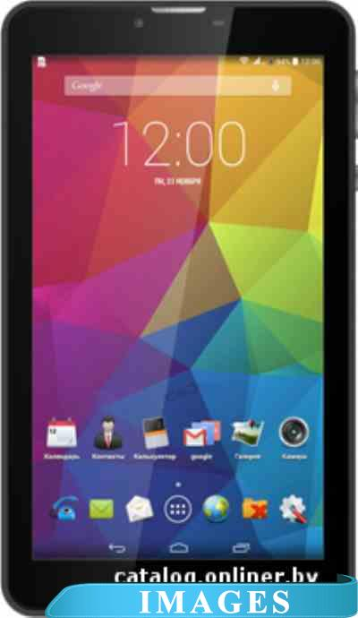 TeXet X-pad PLUS 7.1 4GB 3G TM-9749