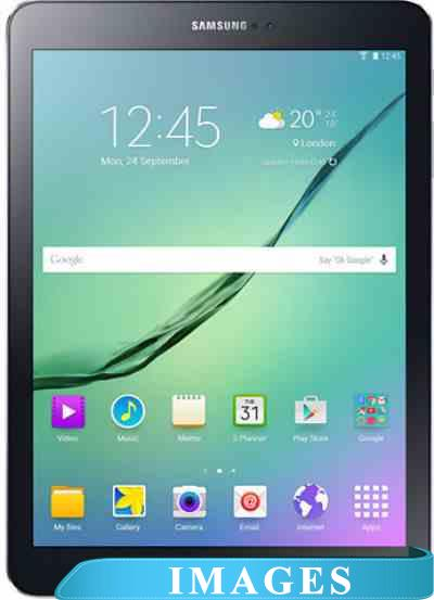 Samsung Galaxy Tab S2 9.7 32GB Black (SM-T810)