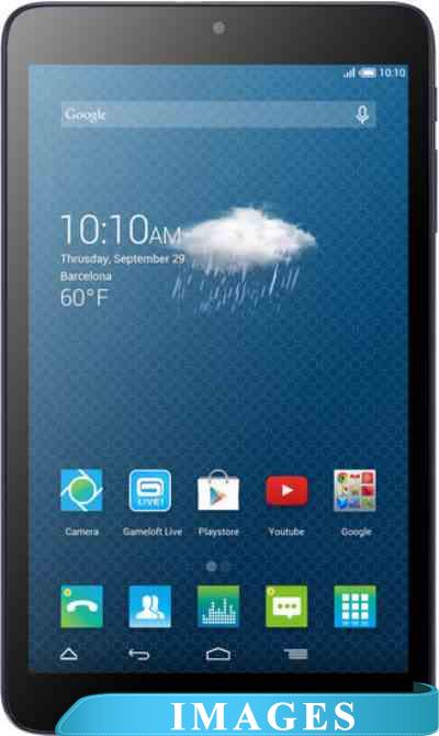 Alcatel OneTouch Pixi 8 4GB 3G Black (9005X)