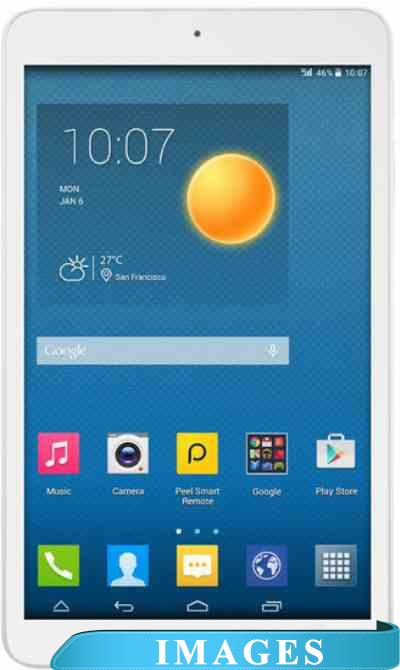 Alcatel OneTouch Pixi 8 8GB 3G White (9005X)