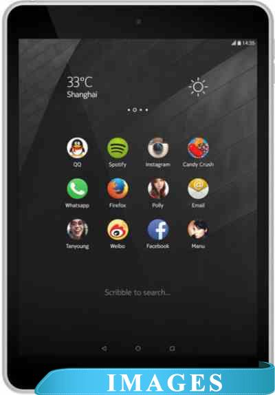Nokia N1 32GB Natural Aluminum