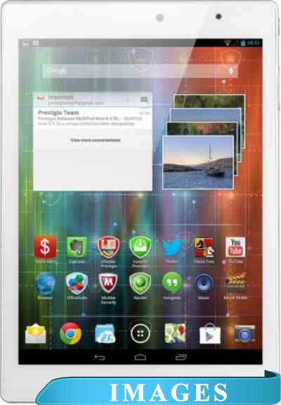 Prestigio MultiPad 4 Diamond 7.85 16GB 3G (PMP7079D3GUK_WH_QUAD)