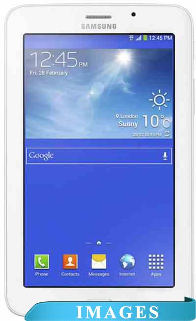 Samsung Galaxy Tab 3 V 8GB 3G Cream White (SM-T116)