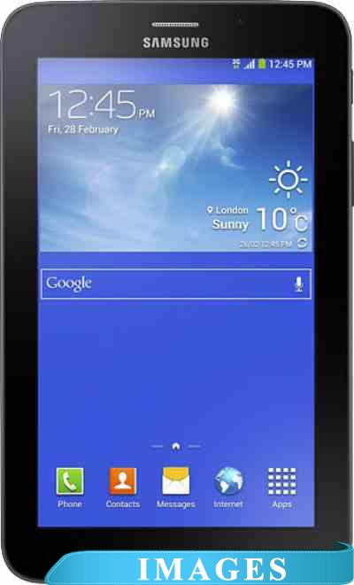 Samsung Galaxy Tab 3 V 8GB 3G Ebony Black (SM-T116)