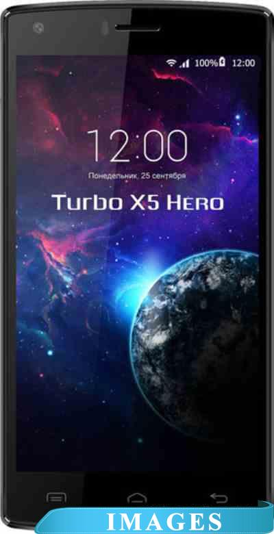 Turbopad X5 Hero