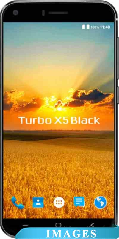 Turbopad X5 Black