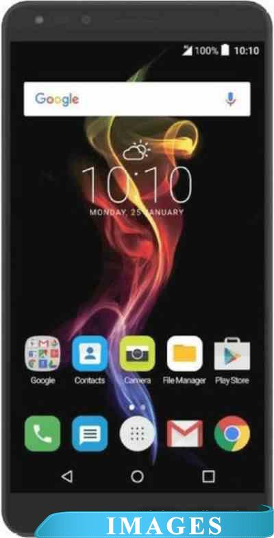 Alcatel Pop 4 (6) Black 7070X
