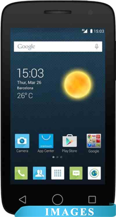 Alcatel One Touch POP 2 (4) Black 4045D