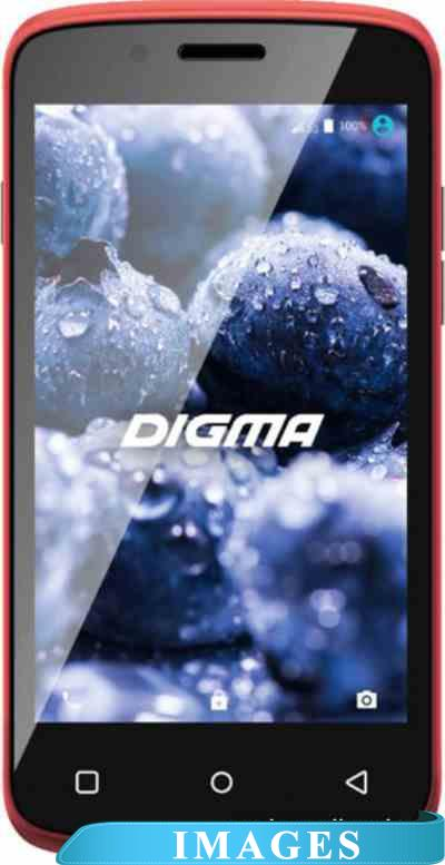 Digma Vox A10 3G Red