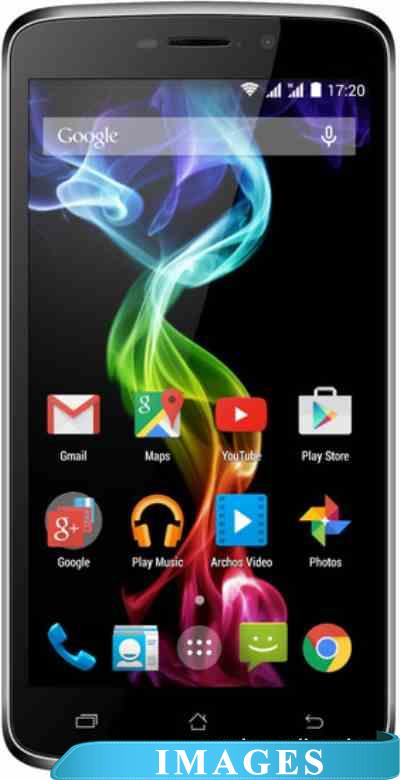 Archos 52 Platinum Black