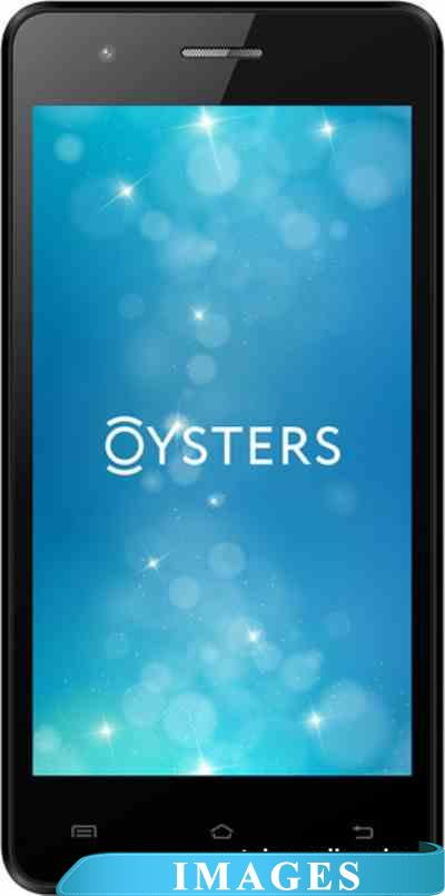 Oysters Atlantic 4G Black