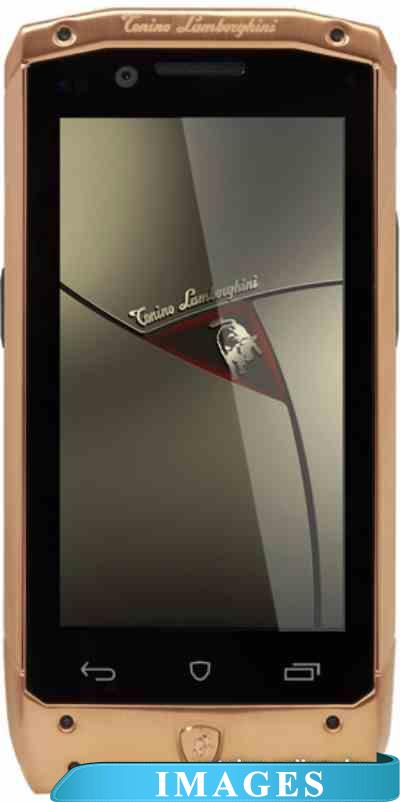 Tonino Lamborghini Antares Rose Gold/Black