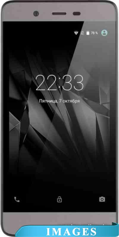 Micromax Bolt Warrior 1 plus Black Q4101