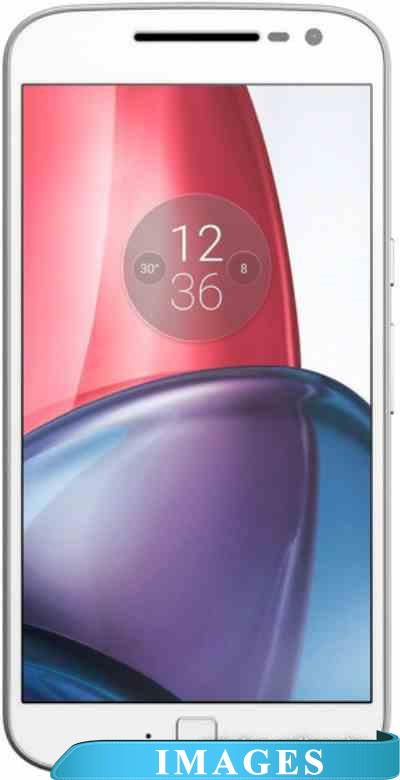 Motorola Moto G4 Plus 64GB White XT1642