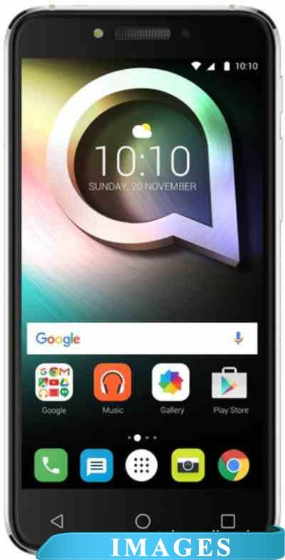 Alcatel Shine Lite Black 5080X