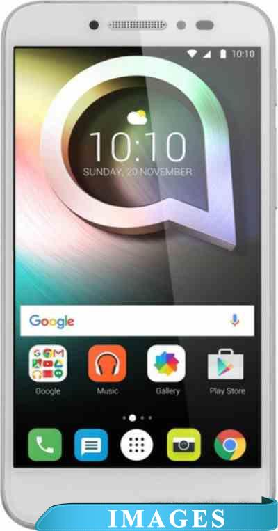 Alcatel Shine Lite White 5080X