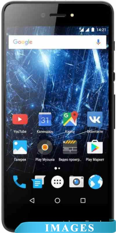Highscreen Razar Black