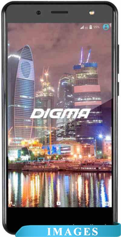 Digma Vox Flash 4G Black