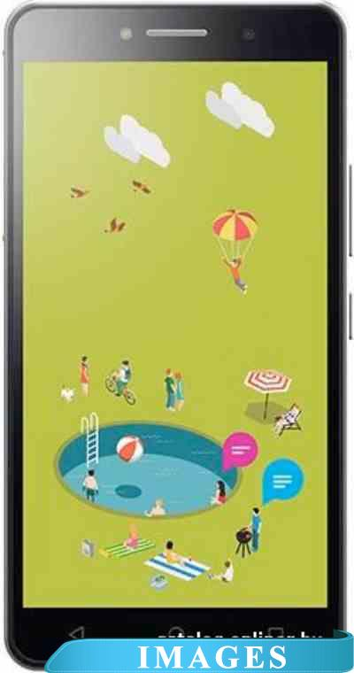 Alcatel One Touch Pixi 4(6) Silver 9001D