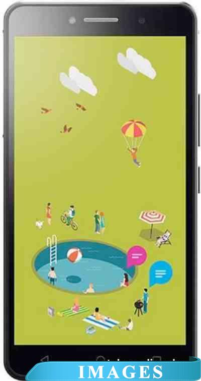 Alcatel One Touch Pixi 4(6) Black 9001D