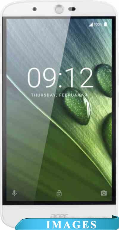 Acer Liquid Zest Plus White HM.HVQEU.002