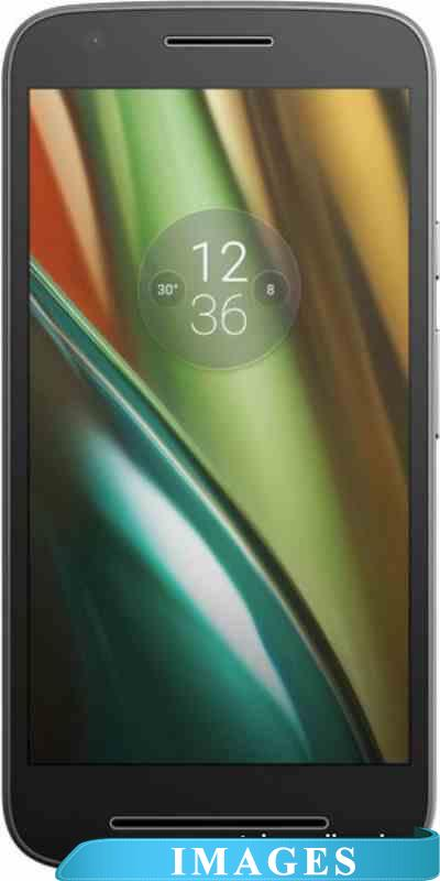 Motorola Moto E3 Power Black XT1706