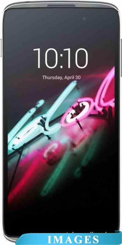 Alcatel One Touch Idol 3 (5.5) Silver 6045Y