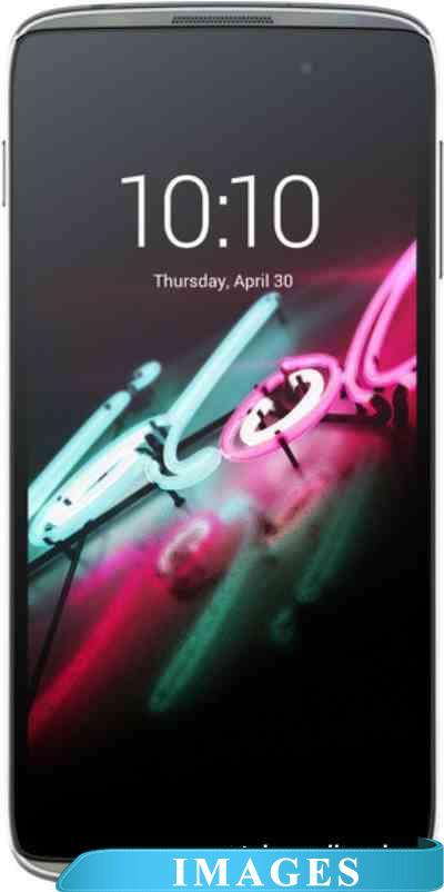 Alcatel One Touch Idol 3 (5.5) Grey 6045Y