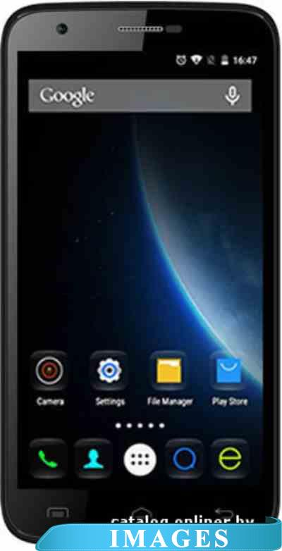 Doogee Valencia2 Y100 Plus Black