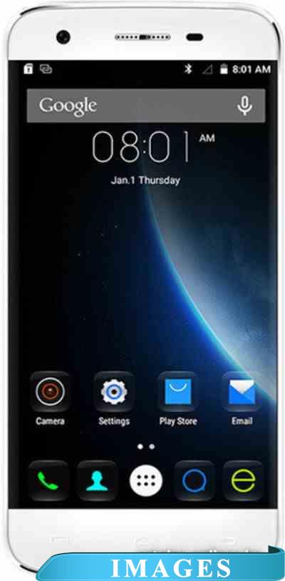 Doogee F3 Crystal White
