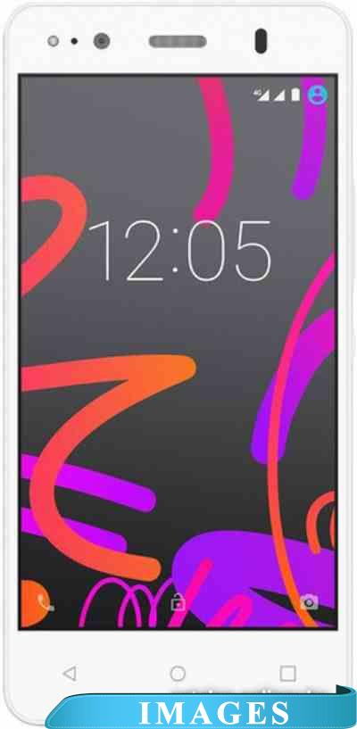 BQ Aquaris M4.5 1GB/16GB White