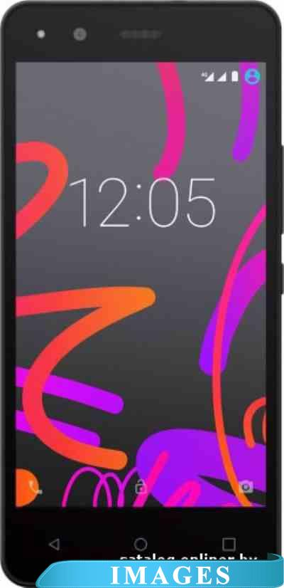 BQ Aquaris M4.5 1GB/16GB Black
