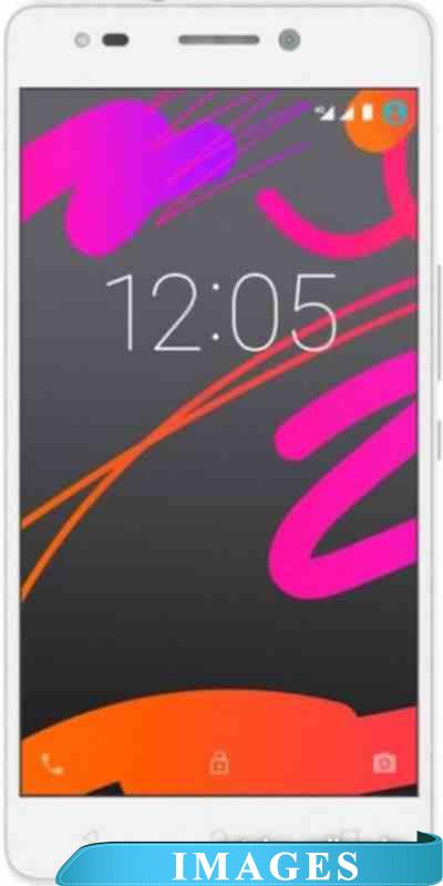 BQ Aquaris M5.5 2GB/16GB White