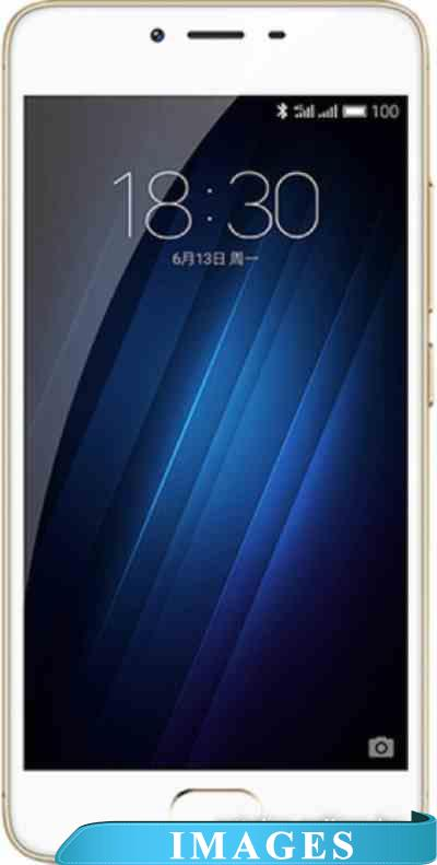 MEIZU M3s mini 16GB Gold