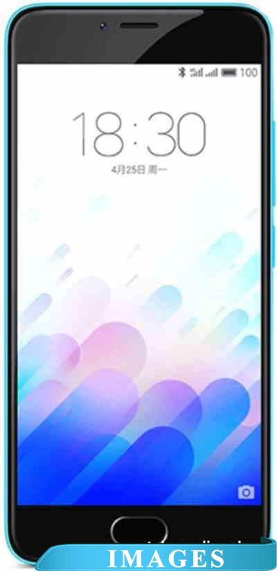 MEIZU M3 16GB Blue