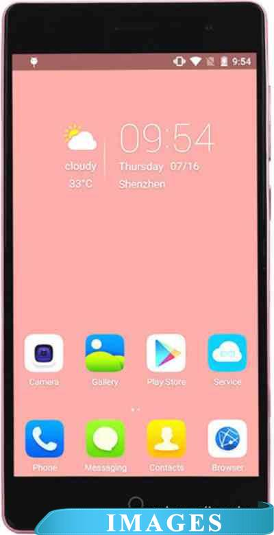 Elephone Trunk Pink